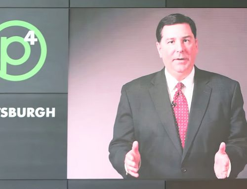 Mayor Peduto: P4 Conference Fast Photo Movie