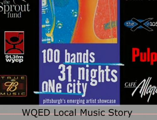 Club Cafe: WQED – 100 Bands