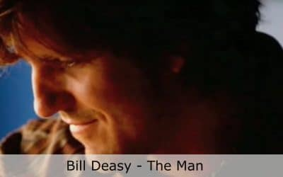 Club Cafe Bill Deasy features a close up and intimate interview of Bill Deasy singer, songwriter, novelist from Pittsburgh, Pennsylvania (video production by Merging Media).