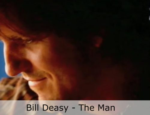 Club Cafe: Bill Deasy – The Man