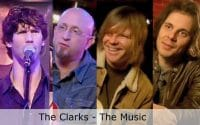 Club Cafe The Clarks features musical artist, The Clarks, performing on the stage of Club Cafe in their originating town of Pittsburgh, Pennsylvania (video production by Merging Media).