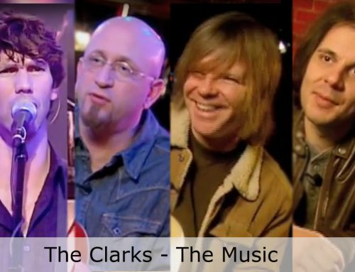 Club Cafe: The Clarks – The Music