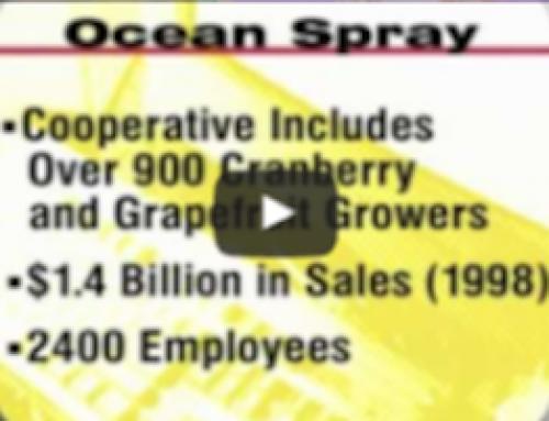 USWeb: Ocean Spray