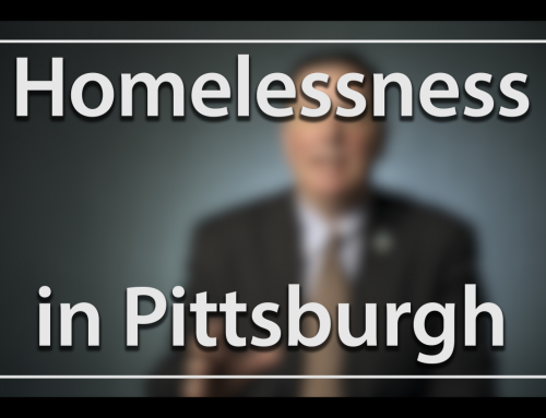 Mayor Peduto: Homeless in Pittsburgh