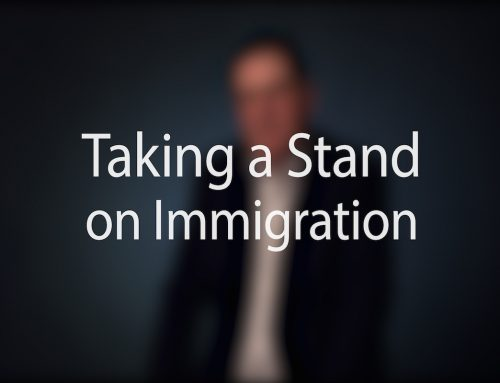 Mayor Peduto: Taking a Stand on Immigration