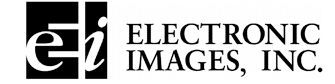Logo for ELECTRONIC IMAGES, INC.