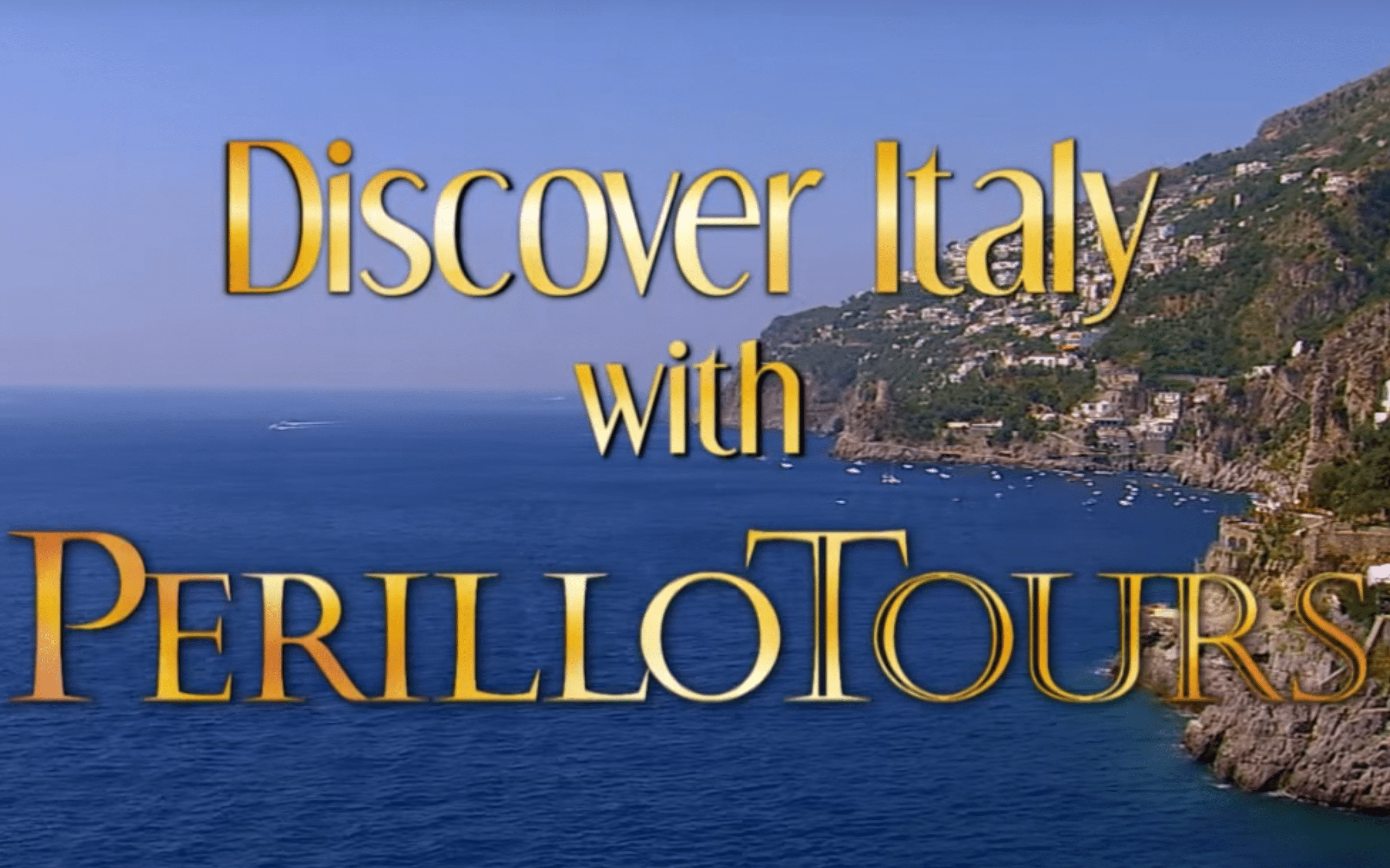 Perillo Tours Omnibus Commercial  Video Production by Merging Media