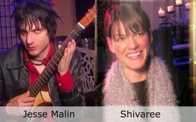 Live at Club Cafe Episode 3 features split screen of two music artists to preform on the stage of Club Cafe in Pittsburgh, Pennsylvania, Jesse Malin on the left and Shivaree on the right (video production by Merging Media).