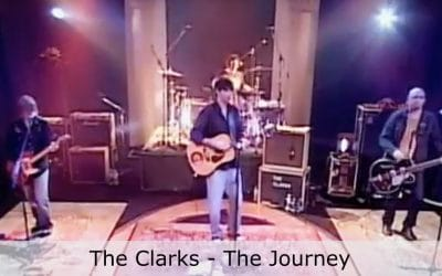 Club Cafe The Clarks The Journey of musical artist, The Clarks, performing on the stage of Club Cafe in their originating town of Pittsburgh, Pennsylvania (video production by Merging Media).